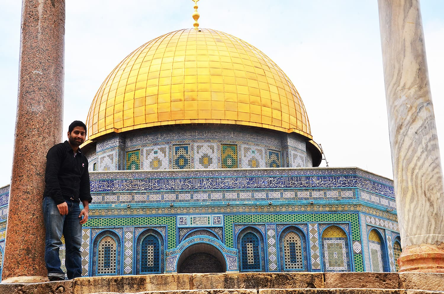 Travelling to the forbidden land — A Pakistani in Palestine – Masjid ...